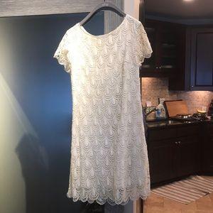 White Cynthia Steffe Dress